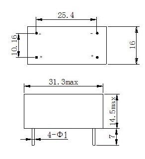 供应小型直流固态继电器sdd-1h